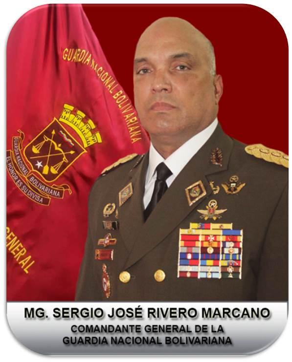 MG Sergio Rivero Marcano