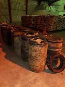 9.600 litros en el sector Cambalache foto2