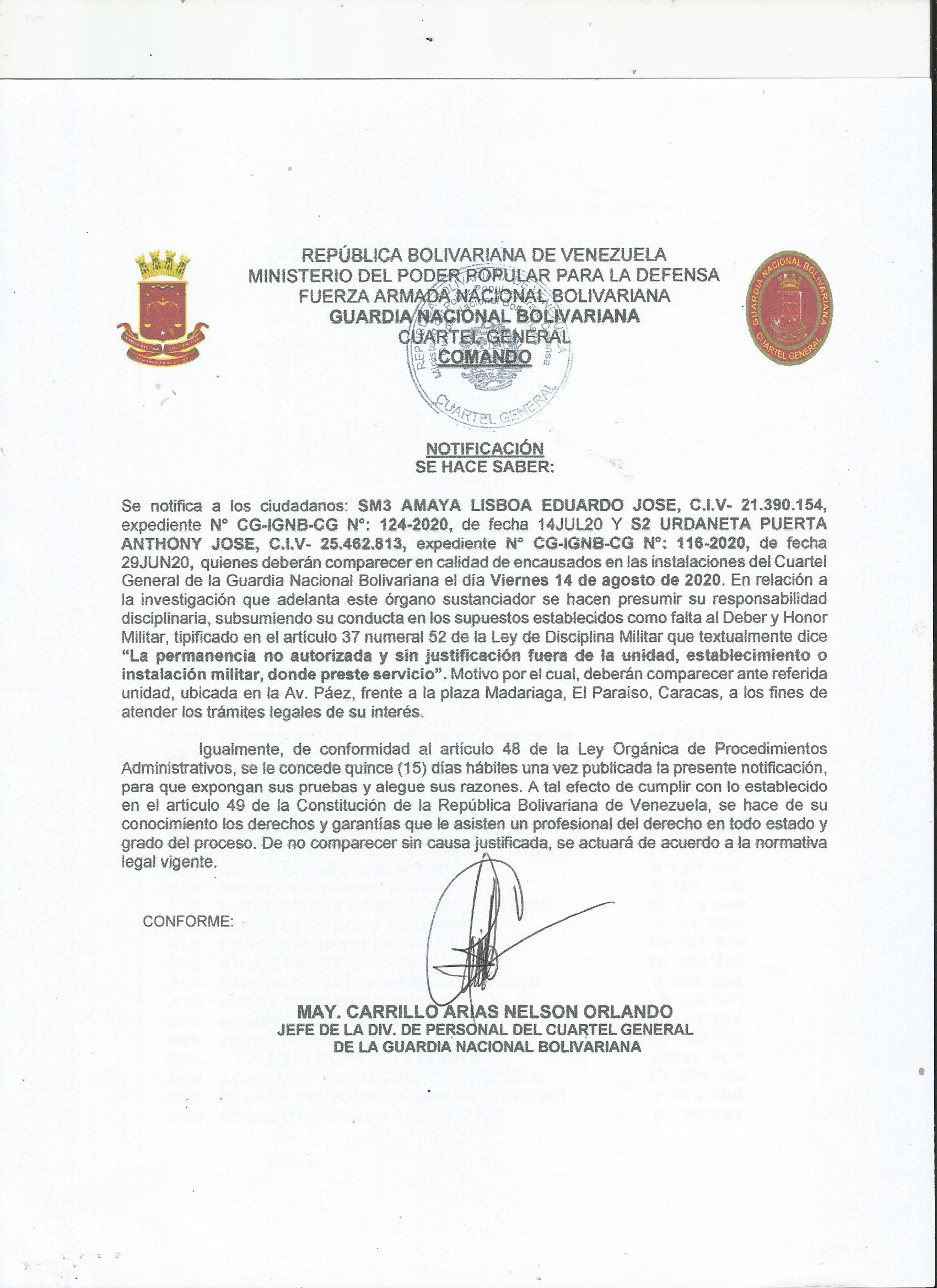 CARTEL DE PRENSA