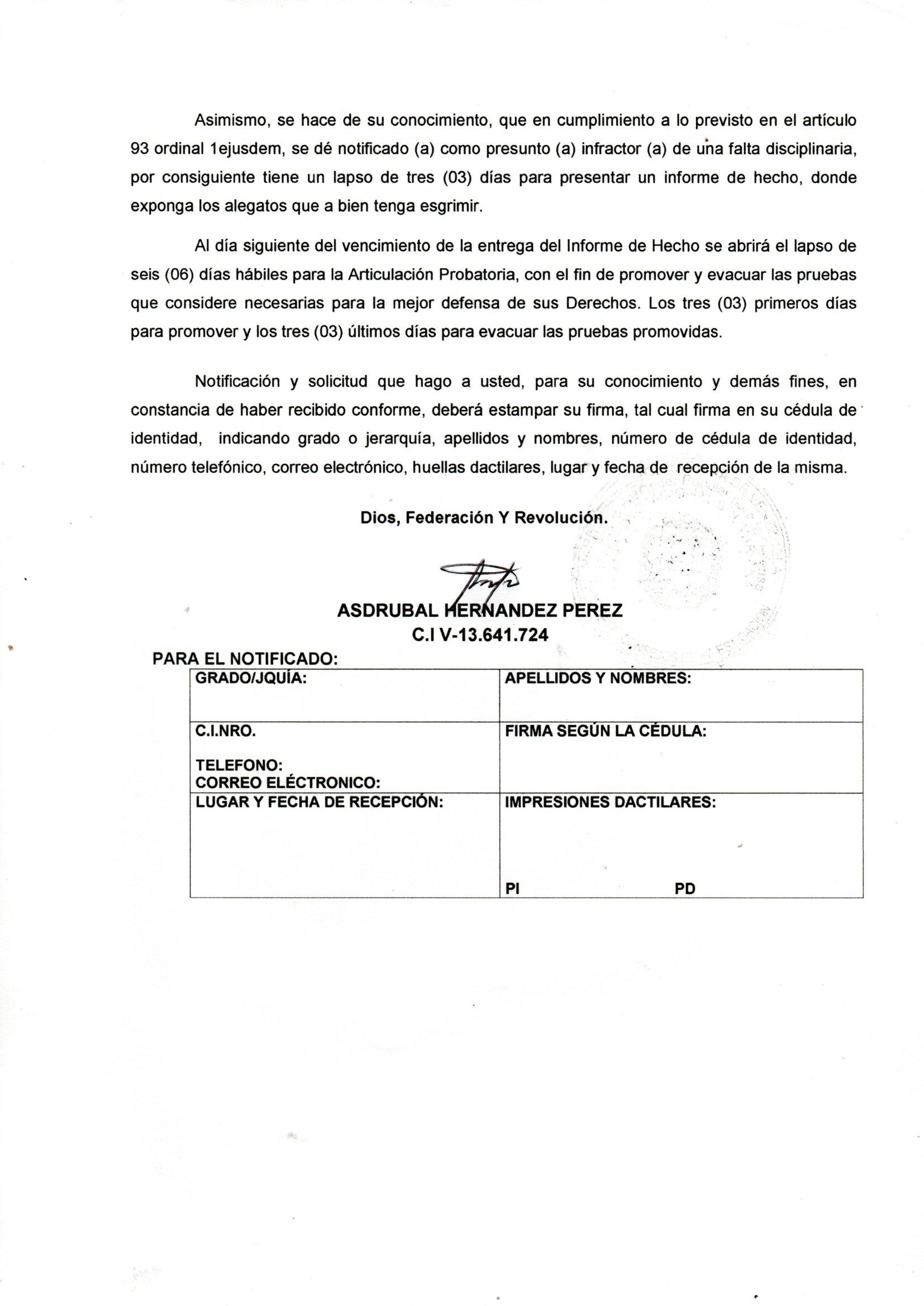 informe de descargo 18 de enero TTE DELGADO PARTE 2