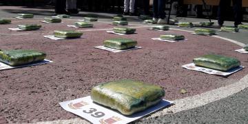 GNB incautaron 39 panelas de marihuana en Anzoátegui
