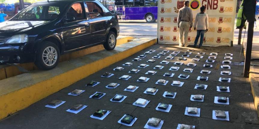 GNB desmantelo una banda dedicada al narcotráfico en La Pedrera
