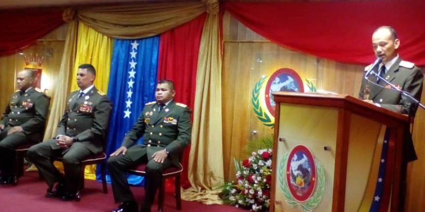GNB Táchira realizó acto de ascensos