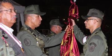 Comandos de zona del estado Carabobo, Vargas y Comando Nacional Antidrogas cuentan con nuevos comandantes