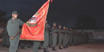GNB Monagas recordó cumpleaños del Comandante Supremo Hugo Chávez