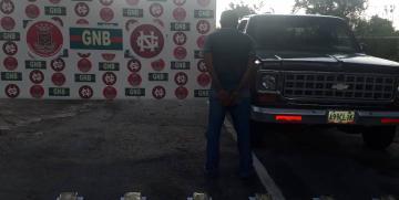 Incautada marihuana por la GNB Zulia en Machiques de Perijá