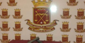 GNB capturó a un ciudadano por porte ilícito en el estado Guárico