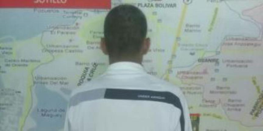 GNB detuvo a presunto estafador en Barcelona