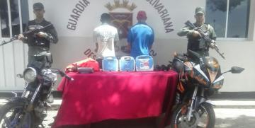 GNB captura a ladrones de Canaimitas en el estado Monagas