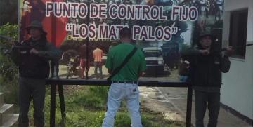 GNB detuvo a traficante de droga y retuvo dos vehículos en zona sur de Cojedes