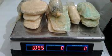 GNB captura a niñeras que llevaban droga en pañal de un infante en el estado Zulia