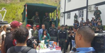 Habitantes de Petare fueron beneficiados por la Gran Misión Abastecimiento Soberano