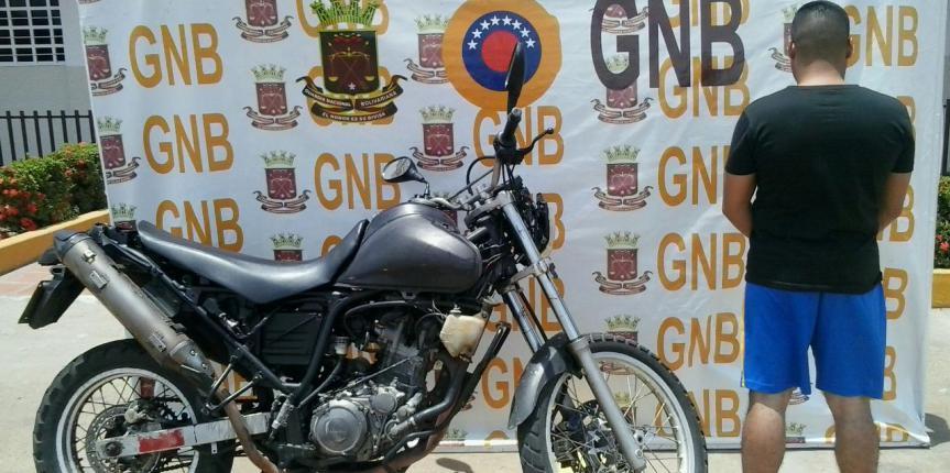 GNB capturó a 4 ciudadanos en la Faja Petrolífera del Orinoco