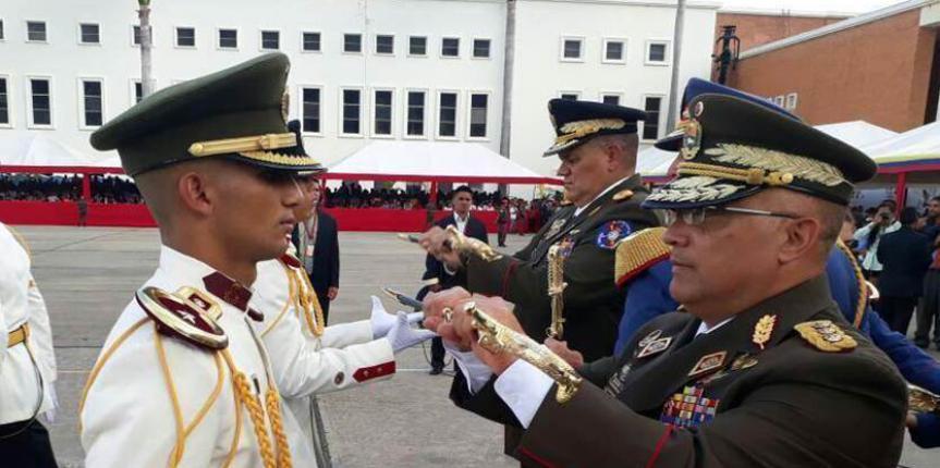 320 Oficiales de Comando y Técnicos de la Guardia Nacional Bolivariana integran las filas de la FANB
