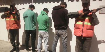 GNB detuvo a 11 personas en dispositivo de seguridad ciudadana