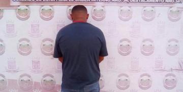 Capturado por la GNB ciudadano solicitado por el delito de hurto en Guárico