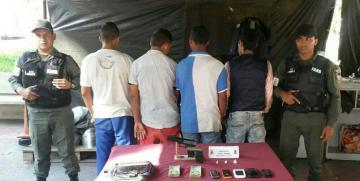 GNB Capital desmanteló siete bandas delictivas en Caracas