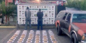 Nueva incautación de drogas reporta la GNB Zulia en El Venado