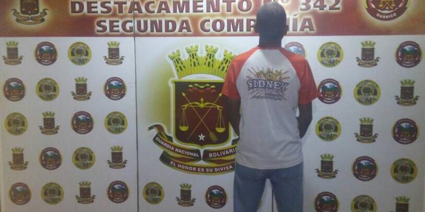 Capturado ciudadano por presentar cédula de fallecido en Guárico
