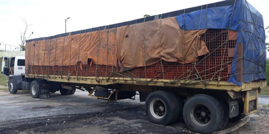 Incautados 6 mil 300 litros de químicos precursores  por la GNB en Perijá