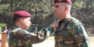 Grupo de Acciones de Comando unidad elite de la GNB cuenta con nuevo Comandante