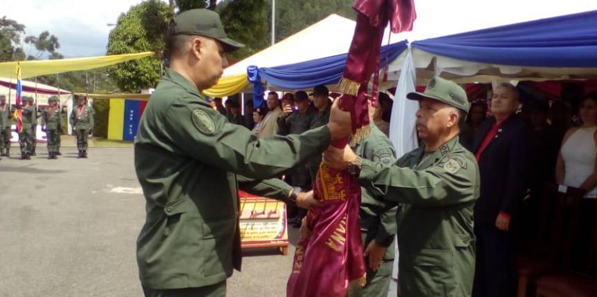 Nuevo Comandante de Zona de la GNB en Táchira