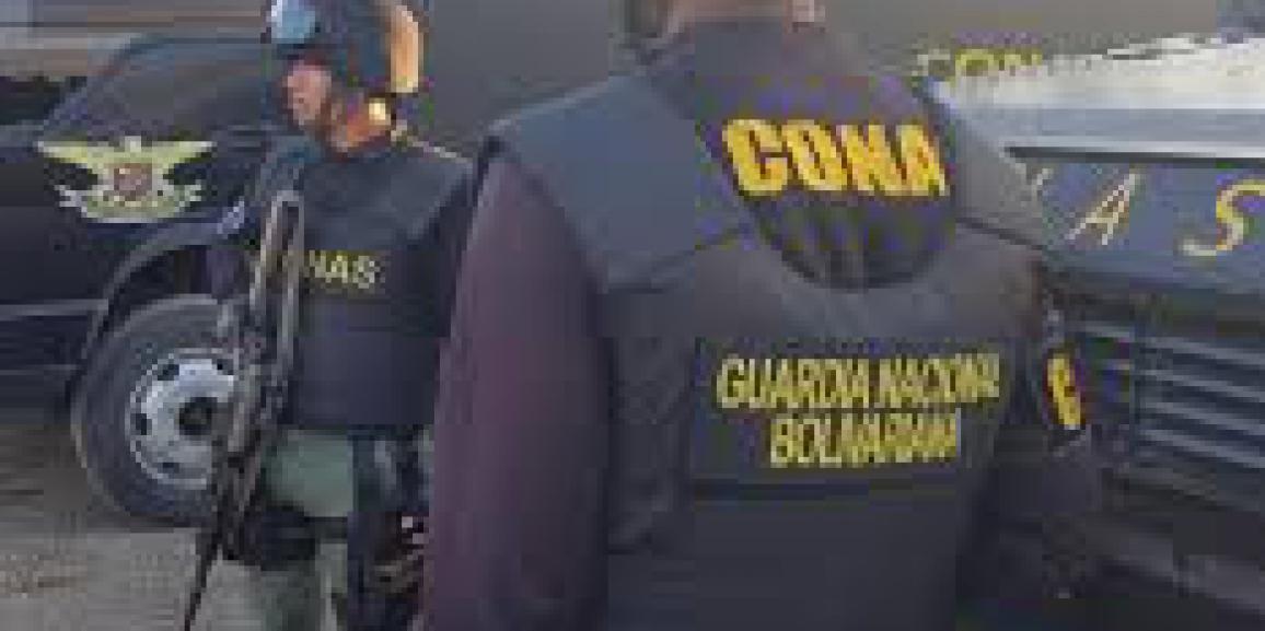 GAES capturó a ciudadano por presunta vinculación con secuestro de comerciante en estado Anzoátegui