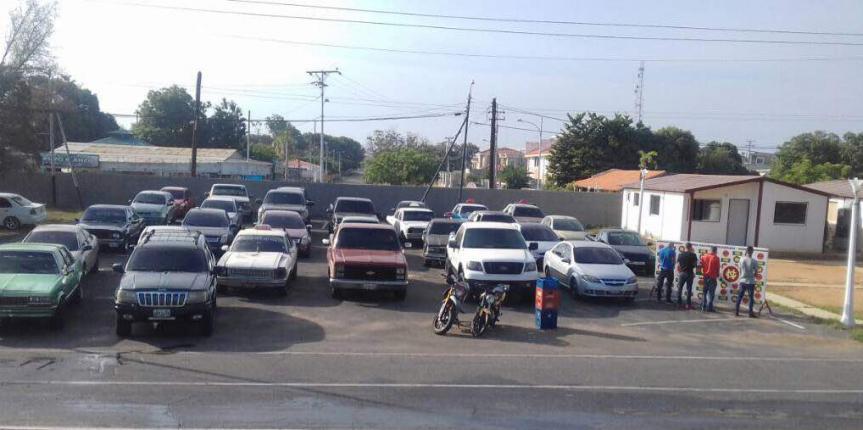 GNB en la Costa Oriental del Lago despliega operativo especial contra la contaminación sónica y retiene 54 vehículos