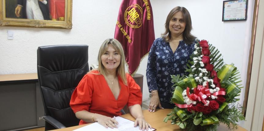 Señora Consuelo Margarita Fadul de Zavarse asume presidencia del Comité de Acción Social de la GNB