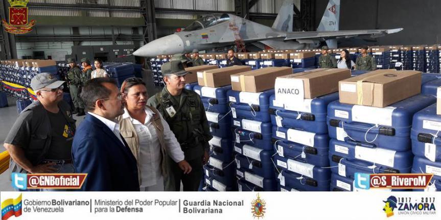 5700 efectivos de la FANB fueron desplegados para el Plan República en Anzoátegui