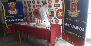 GNB Zulia retiene más de 200 unidades de medicamentos en la frontera
