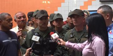 GNB detuvo a 11 personas durante Operativo Anti-Bachaqueo en Petare