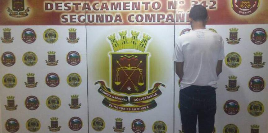 GNB frustró robo en finca en Guárico