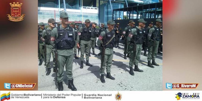 Despliegan 1200 hombres para brindar seguridad en el eje metropolitano de Mérida
