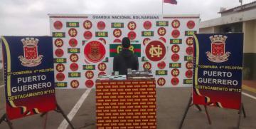 GNB en la frontera  incautó más de 38 mil litros de combustible y retuvo 45 millones de bolívares en efectivo