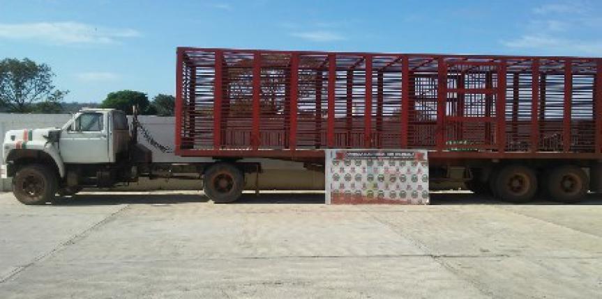 GNB recupero camión robado en el estado Guárico