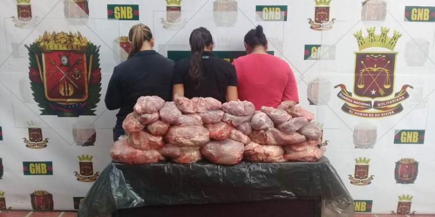 Desmanteladas cuatro bandas de contrabandistas en el estado Tàchira