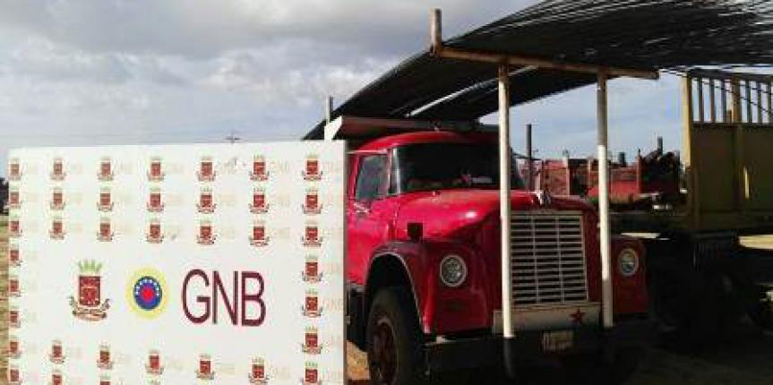 Desmantelada banda dedicada al robo de material de construcción de la Gran Misión Vivienda Venezuela en el Zulia