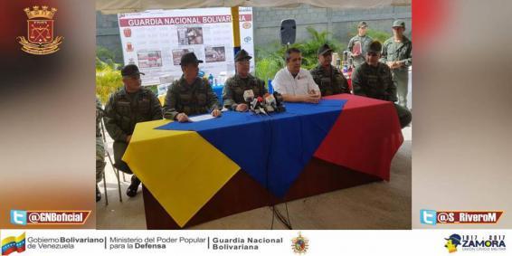 GNB dio certero golpe al acaparamiento en El Vigía al decomisar aceites, lubricantes, cauchos y productos agrícolas