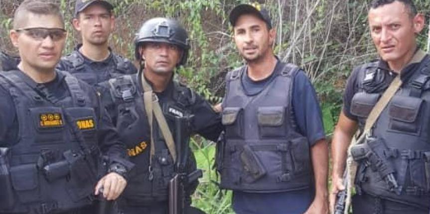 Gaes Capital rescata a ciudadano secuestrado desde hace siete días