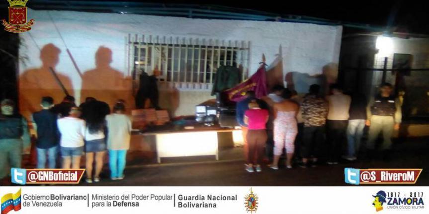 GNB desmantelo banda dedicada a la pornografía internacional en Mérida