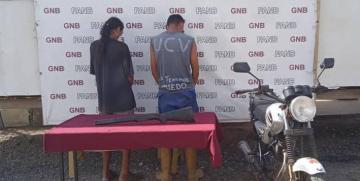Un total de 36 grupos delictivos desmanteló la GNB en Anzoátegui