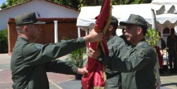 Comando de Zona de la GNB en el estado Guárico cuenta con nuevo Comandante