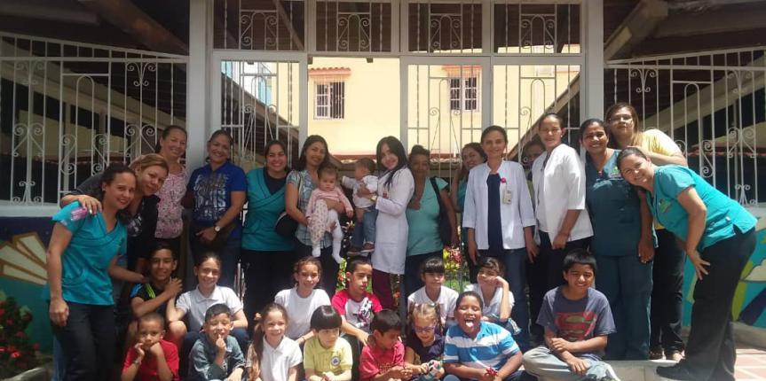 Centro de Atención Integral al Niño de la GNB realizó Jornada de Vacunación