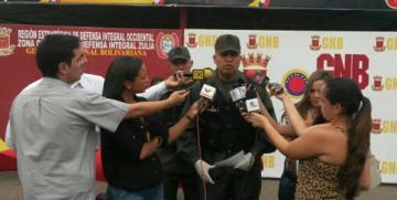 GNB incauta 97 kilogramos de cocaína al Sur del Lago de Maracaibo