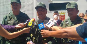 Más de media tonelada de droga ha incautado la GNB en Anzoátegui en un mes