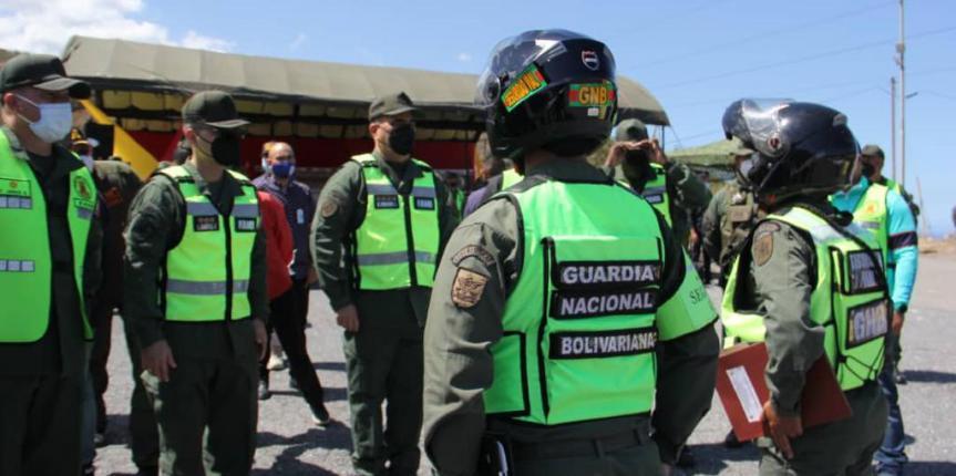 GNB inaugura Unidad Especial de Asistencia Vial en Caracas – La Guaira