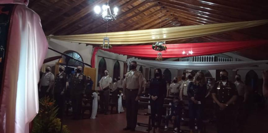 GNB celebró fiesta de La Chinita