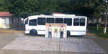 302,73 kg fueron incautados por Guardias Nacionales en Guárico