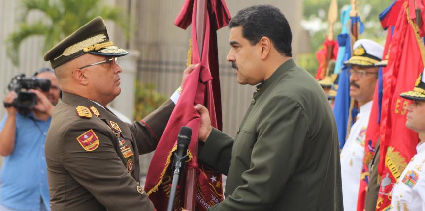 M/G  Sergio José Rivero Marcano nuevo Comandante General de la GNB